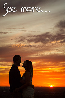 Engagement Photography / Pre-Wedding Shoot at Lions Lookout, Lesmurdie | Peter Adams-Shawn, Perth Engagement / Pre-Wedding Photographer, Memories of Tomorrow Photography