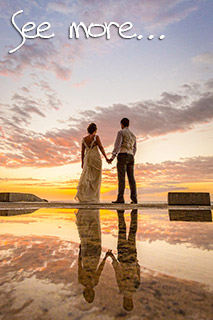 Wedding Photography at St Columba's Church, Boat Shed & Indiana Tea House, Cottesloe | Peter Adams-Shawn, Perth Wedding Photographer | Perth Wedding Photography by Memories of Tomorrow Photography