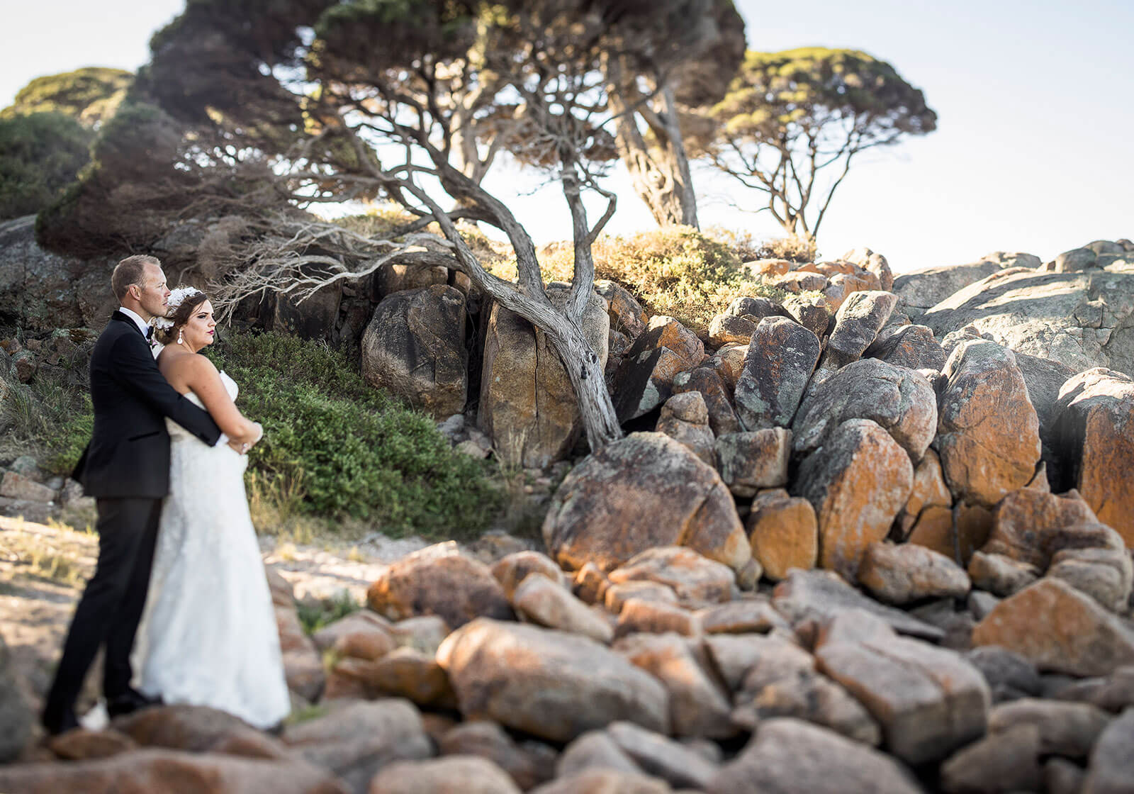 Bunker Bay, Dunsborough Wedding Photography by Peter Adams-Shawn