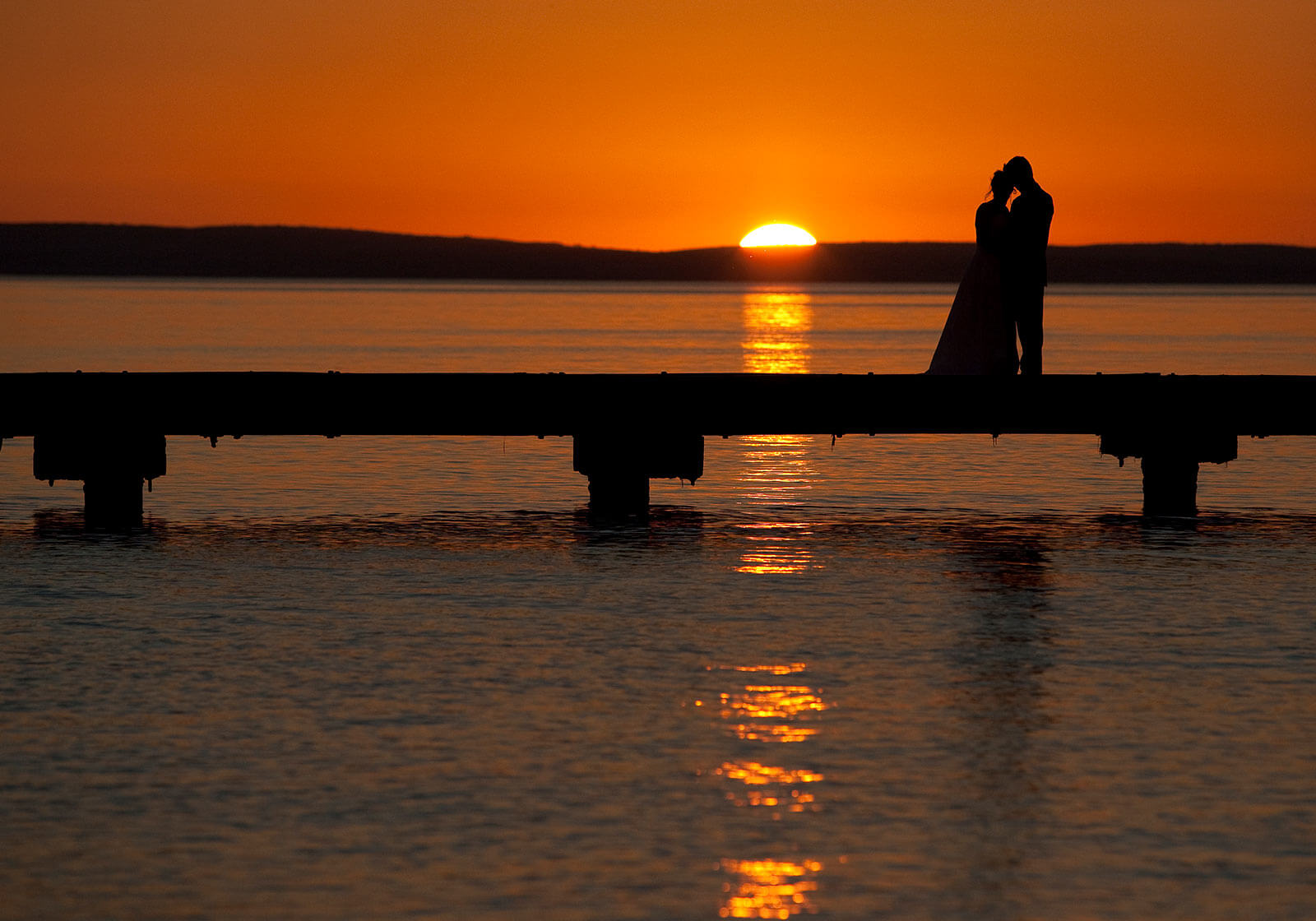 Jetty, Busselton Wedding Photography by Peter Adams-Shawn