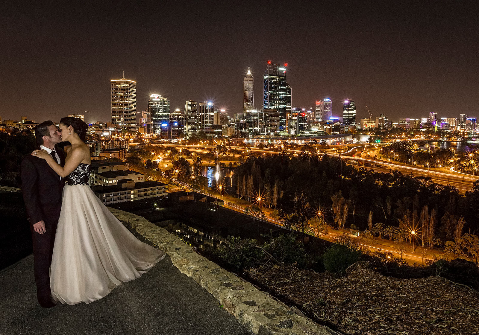 Fraser's Restaurant, Kings Park, Perth Wedding Photography by Peter Adams-Shawn