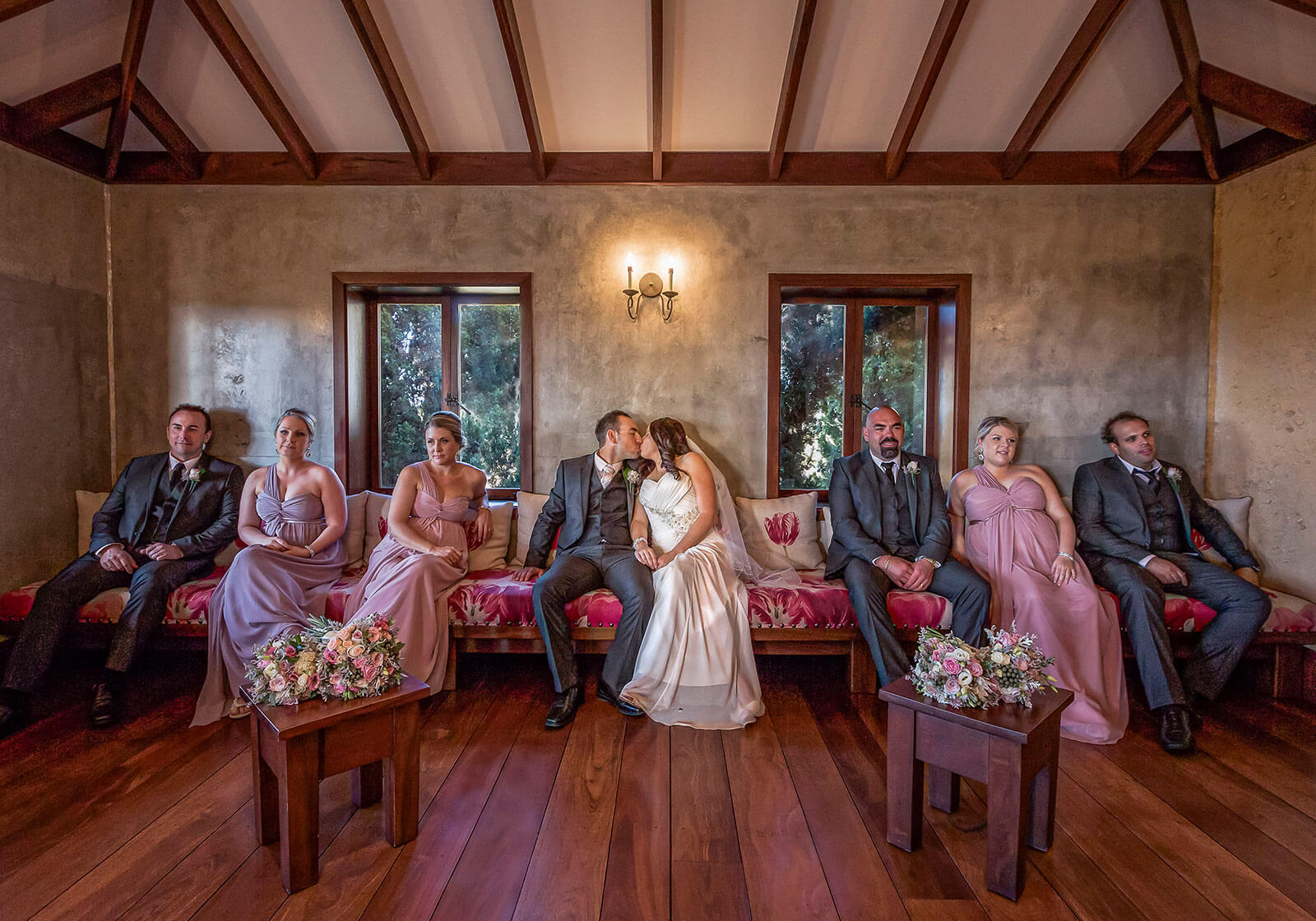 Cottesloe Civic Centre, Perth Wedding Photography by Peter Adams-Shawn