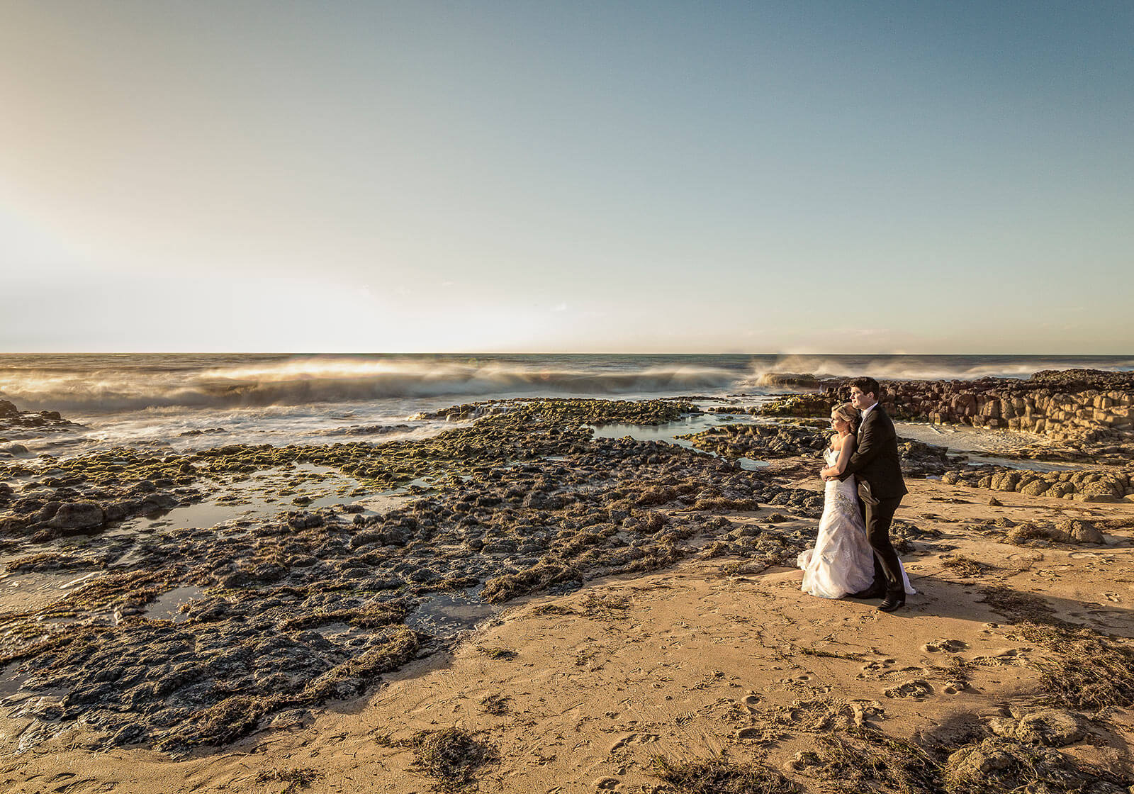 Lighthouse Resort, Bunbury Wedding Photography by Peter Adams-Shawn