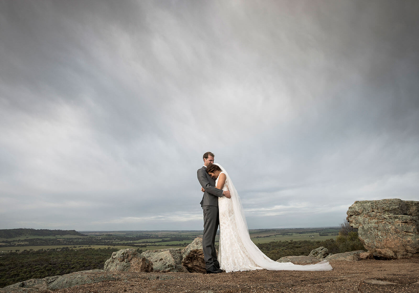 Mount Brown, York Wedding Photography by Peter Adams-Shawn