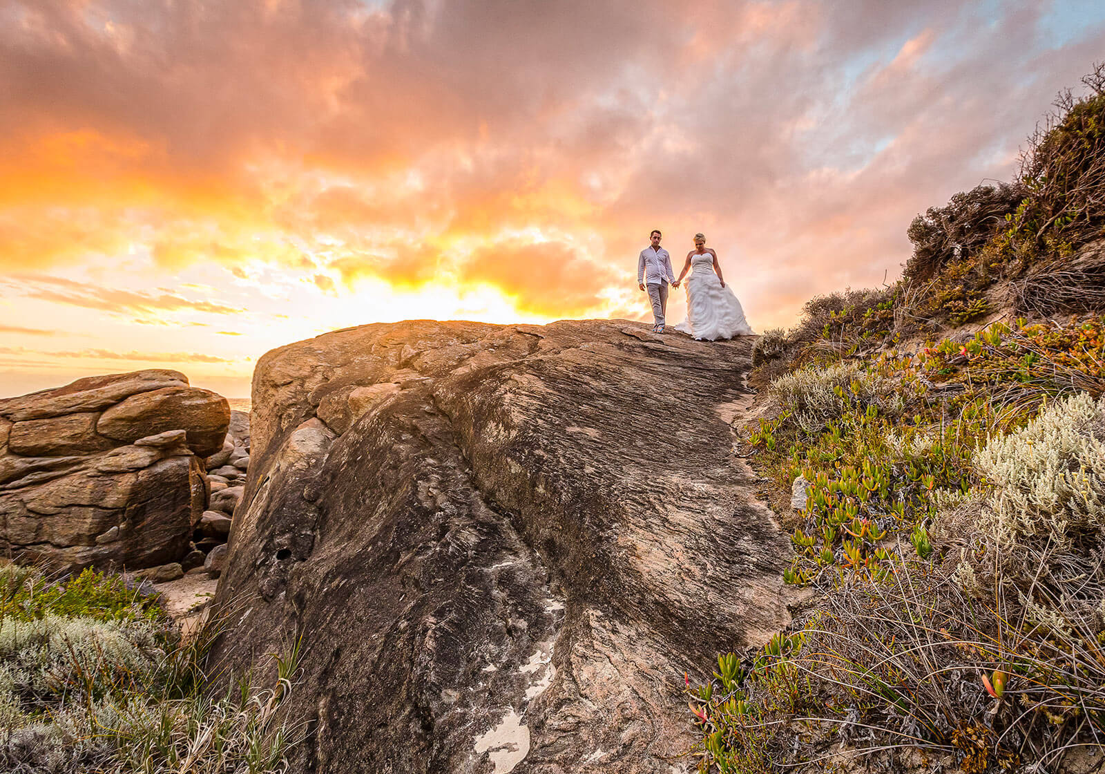 Redgate Beach, Margaret River Wedding Photography by Peter Adams-Shawn