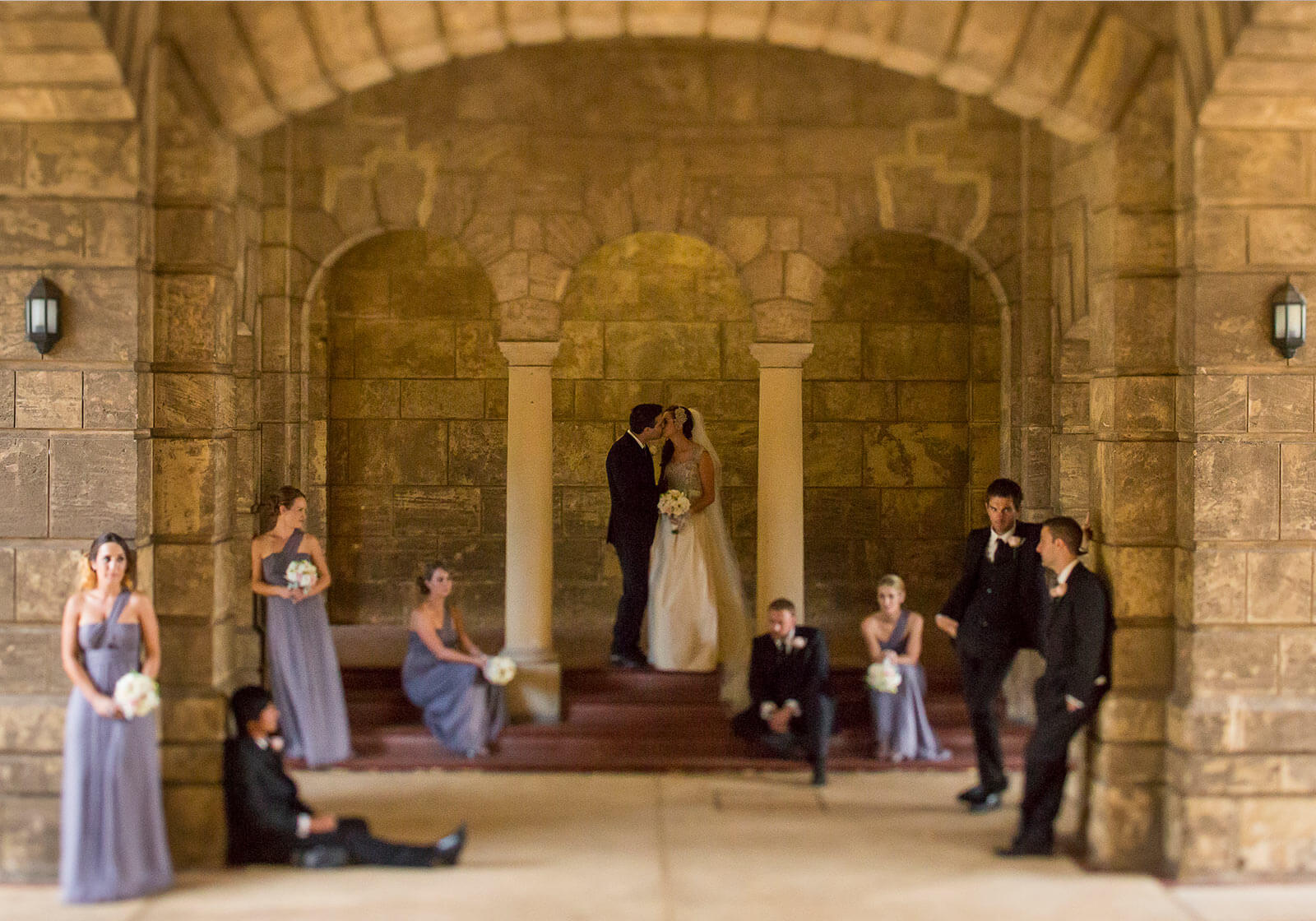 UWA, Perth Wedding Photography by Peter Adams-Shawn